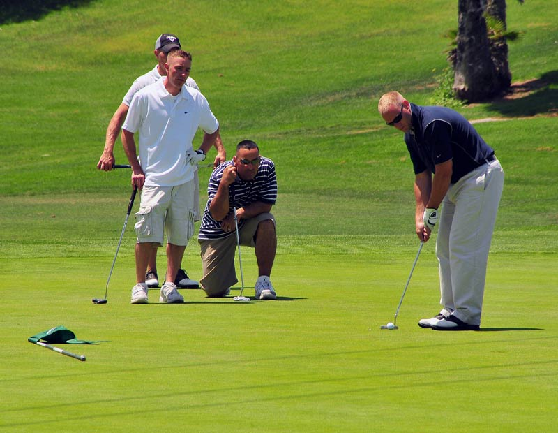 Golfplatzbau