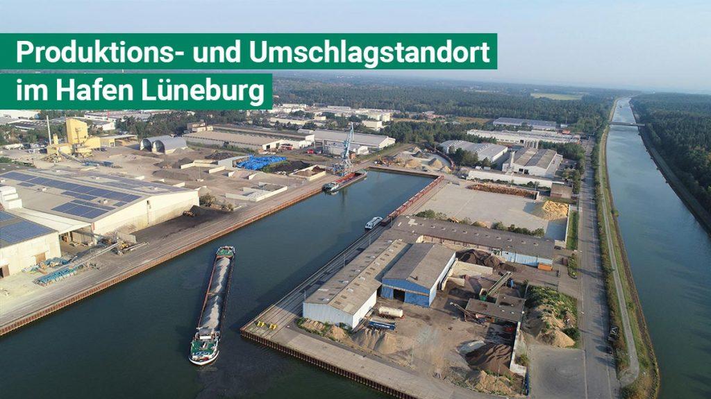 Hafen Lüneburg Standort Link